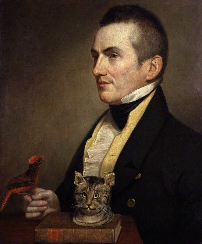 Charles Waterton, ca. 1824