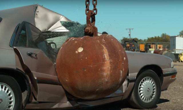 4-Ton Wrecking Ball
