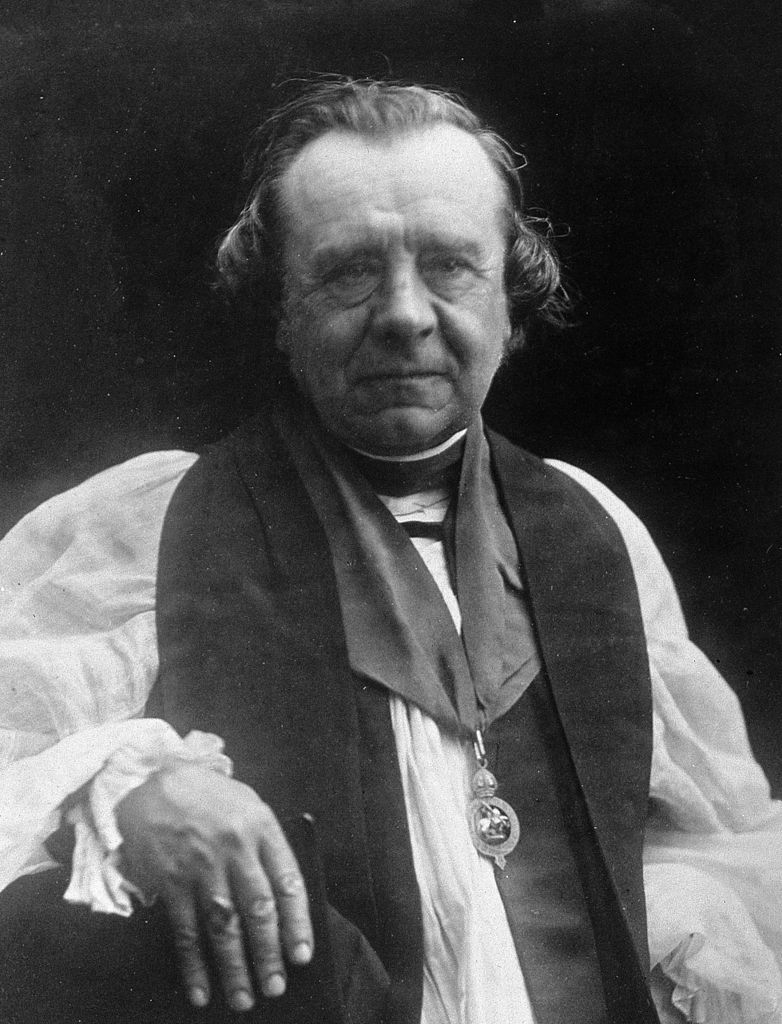 Bishop Samuel Wilberforce