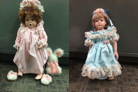 Two of the Dolls