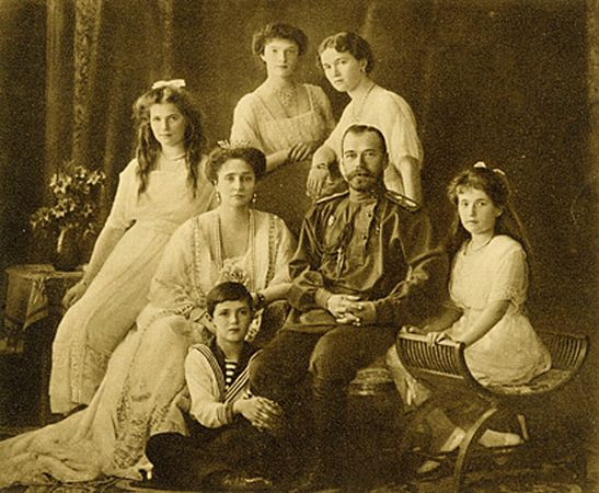 The Romanovs, Royal family of Russia