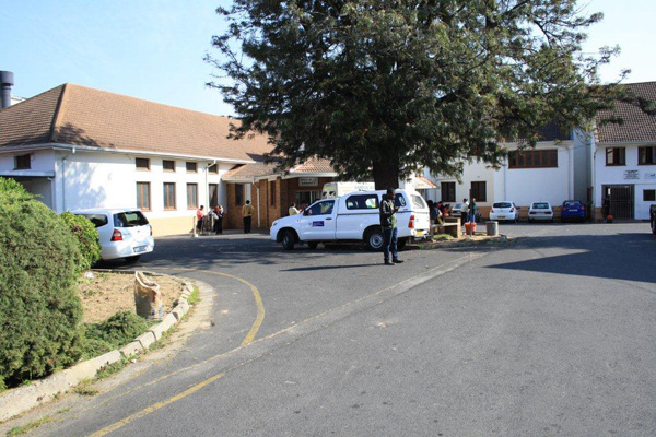 The Stellenbosch Hospital